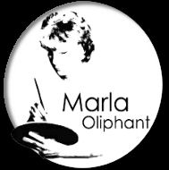 Marla's Art and Frame Gallery - Original art by Marla Oliphant - Located in Warner Robins GA
